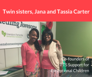 Jana and Tassia Carter
